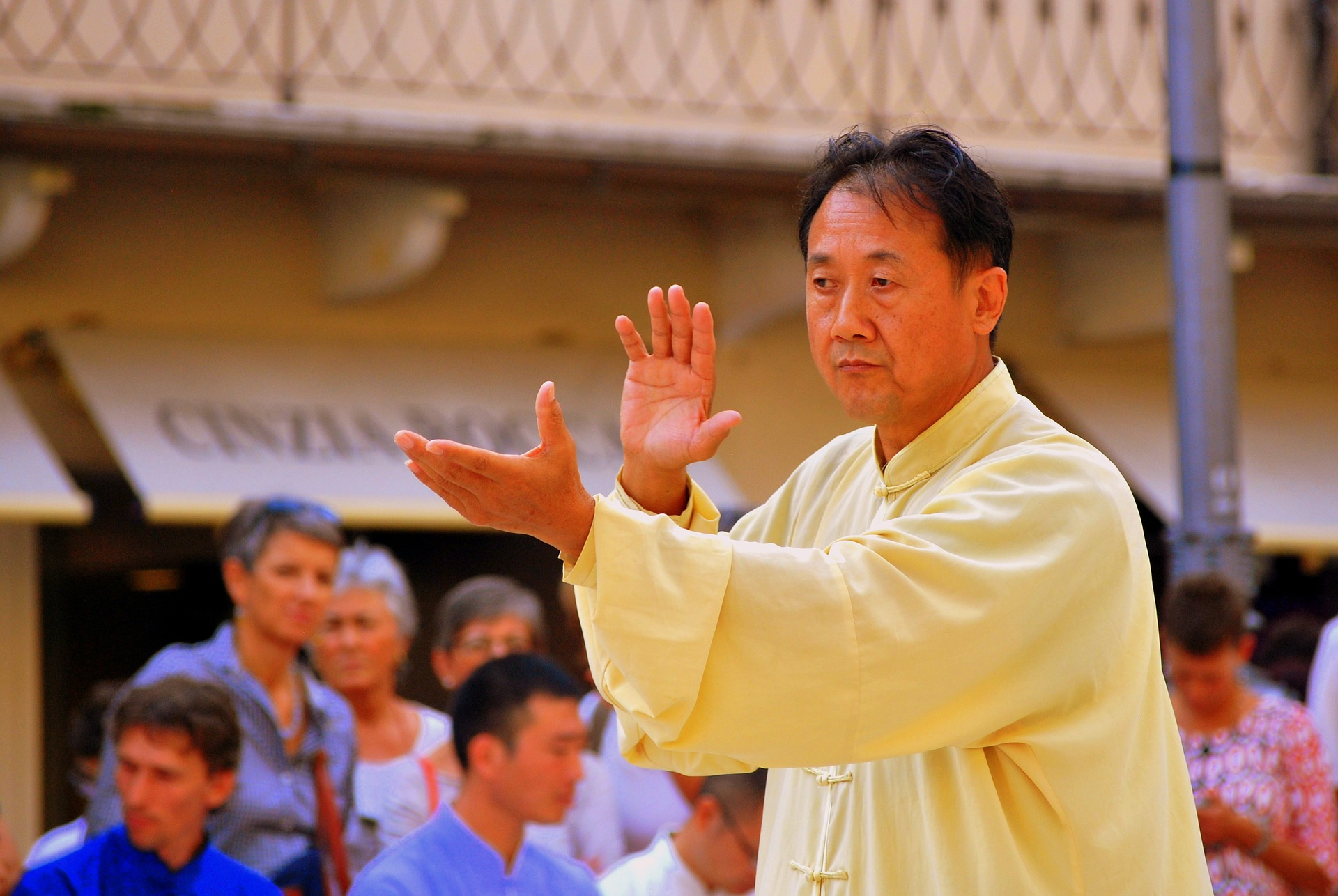 Using Qigong For Stress Relief
